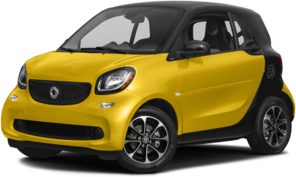 Smart Passion Coupe ForTwo