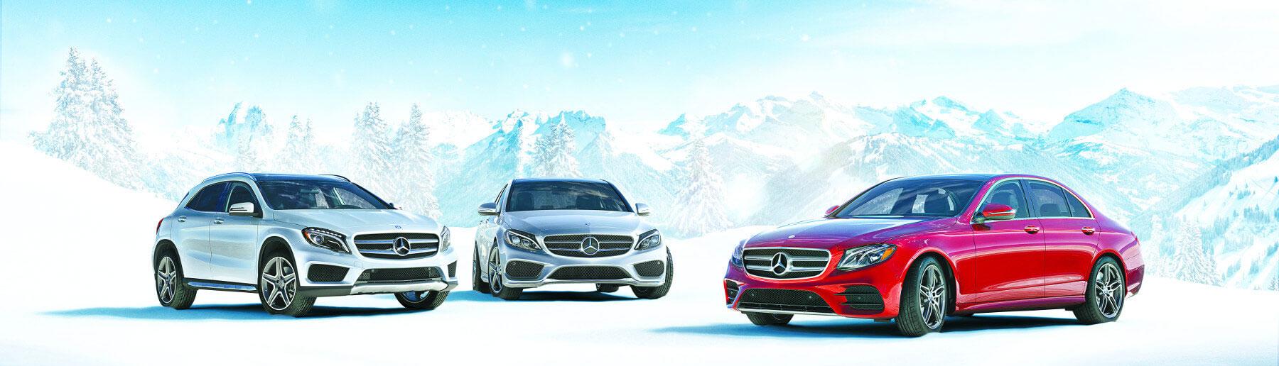 2016 mercedes benz winter event for Mercedes benz of alpharetta