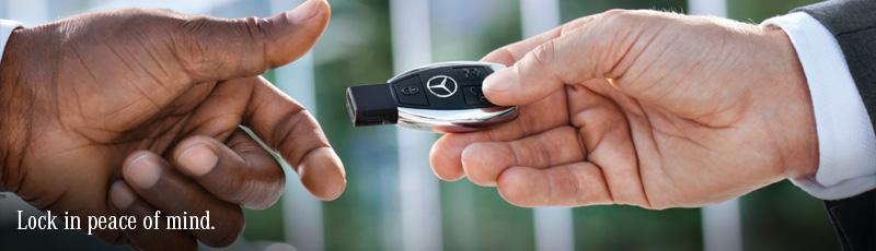 vehicle key handoff