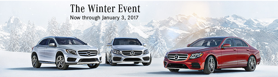 Mercedes benz national special offers rbm of atlanta for Mercedes benz winter event