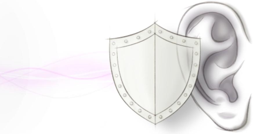 Mercedes-Benz Pre-Safe Pink Noise