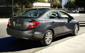 The 2013 Honda Civic Sedan Vs. The 2013 Toyota Corolla. 2013 Civic Sedan