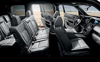 2014 Honda Pilot Interior 1