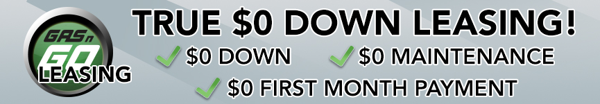 True Zero Down Leasing