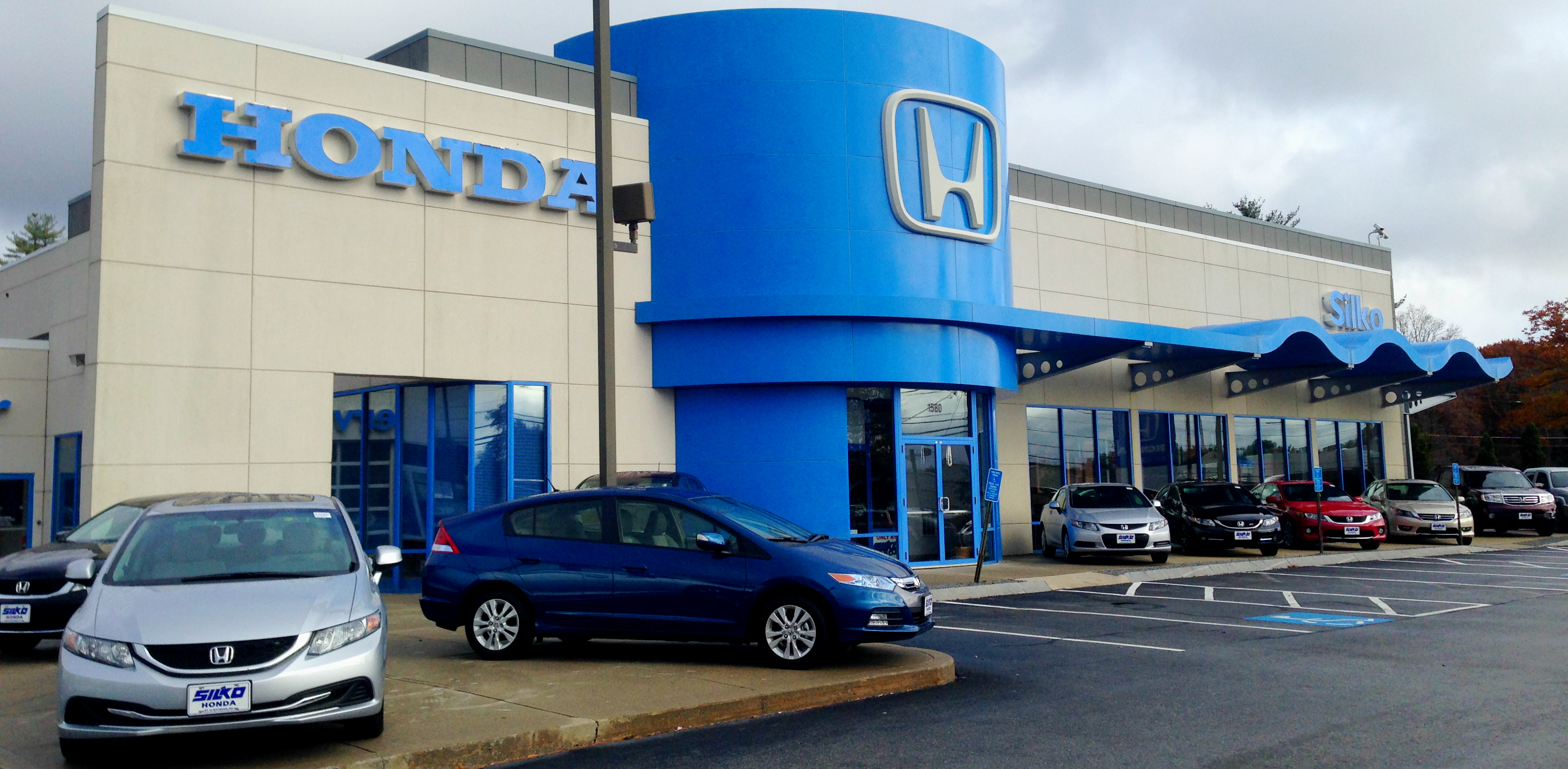 honda and used car dealer brockton taunton silko honda