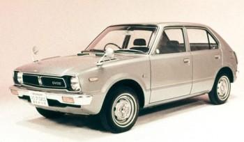 The History Of The Honda Civic