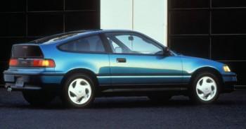 1991 Honda Civic CRX Si