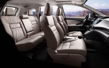 2014 Honda CR-V Interior