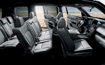 Inside Of The 2015 Honda Pilot Nice Design