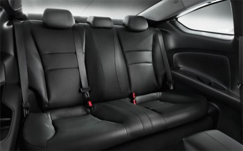 2015 Honda Accord Interior Seats