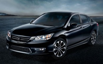 Black 2015 Accord At Silko Honda