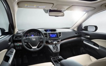 2015 Honda CR V Interior