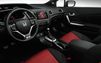 Honda-Si-Coupe-Interior