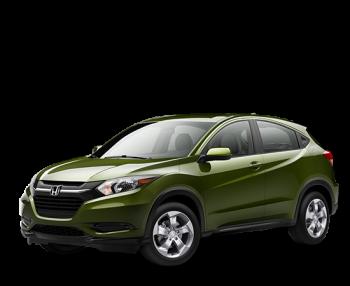 2016 Honda HR-V LX Misty Green Pearl