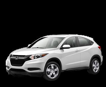 2016 Honda HR-V LX White Orchid Pearl