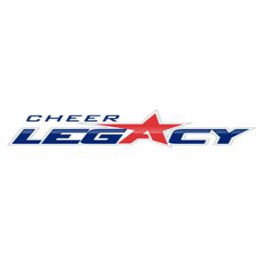 Cheer Legacy Logo