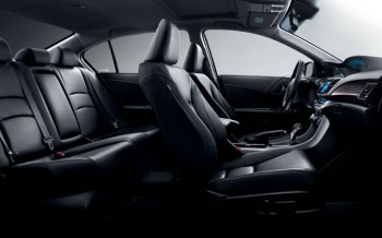 2015 Honda Accord Sedan Interior