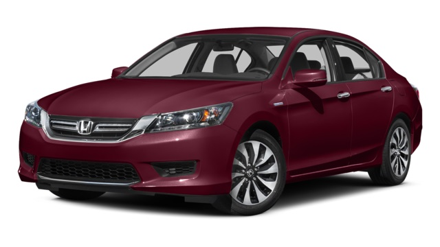 2015 Honda Accord Hybrid Front