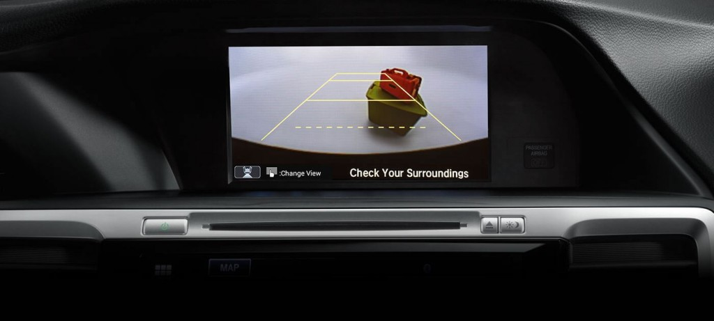 2017 accord sedan rearview camera