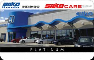 silkocare card