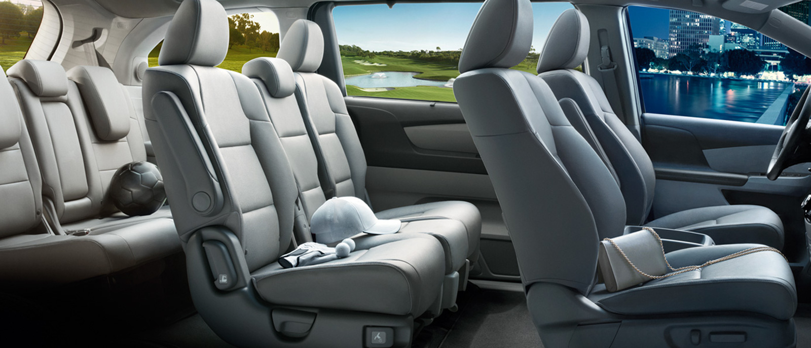2016 Honda Odyssey Interior Design And Features