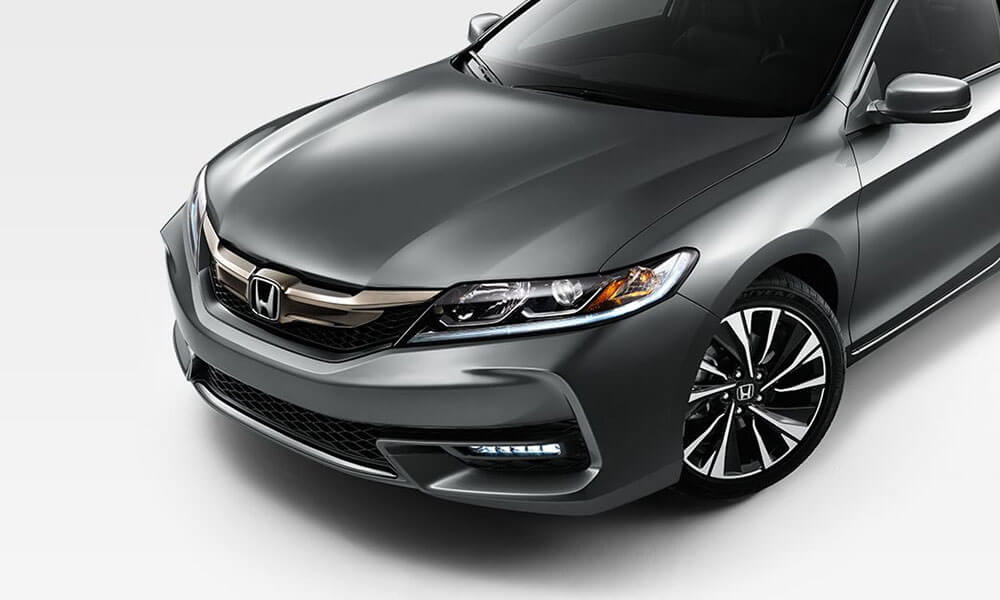 2017 Honda Accord Coupe Design