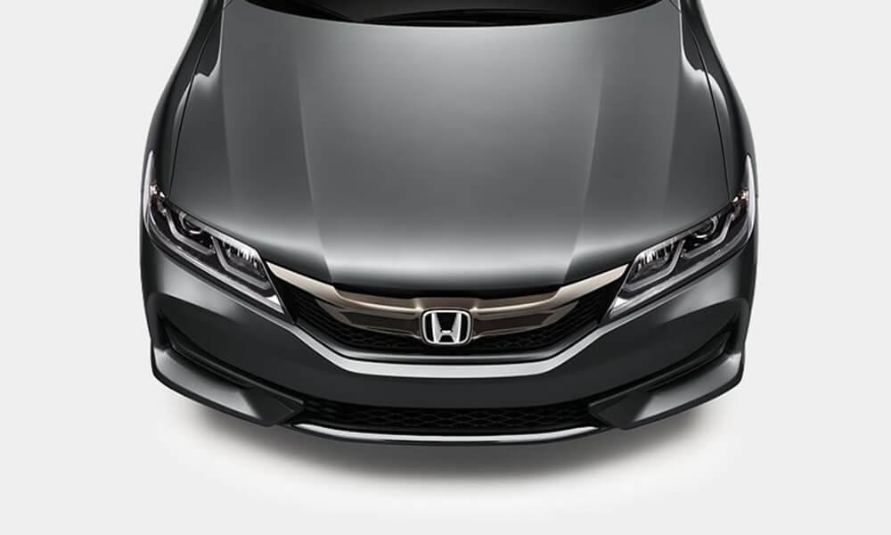 2017 Honda Accord Coupe exterior design test drive