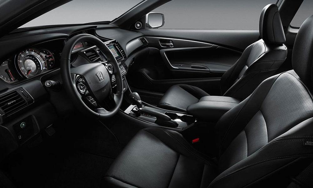 2017 Honda Accord Coupe Interior
