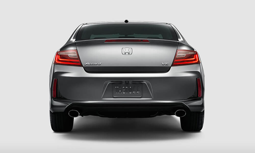 2017 Honda Accord Coupe safety