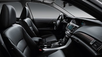 2016 Honda Accord interior seats