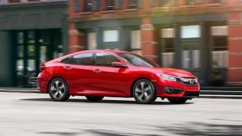 2016 Honda Civic city