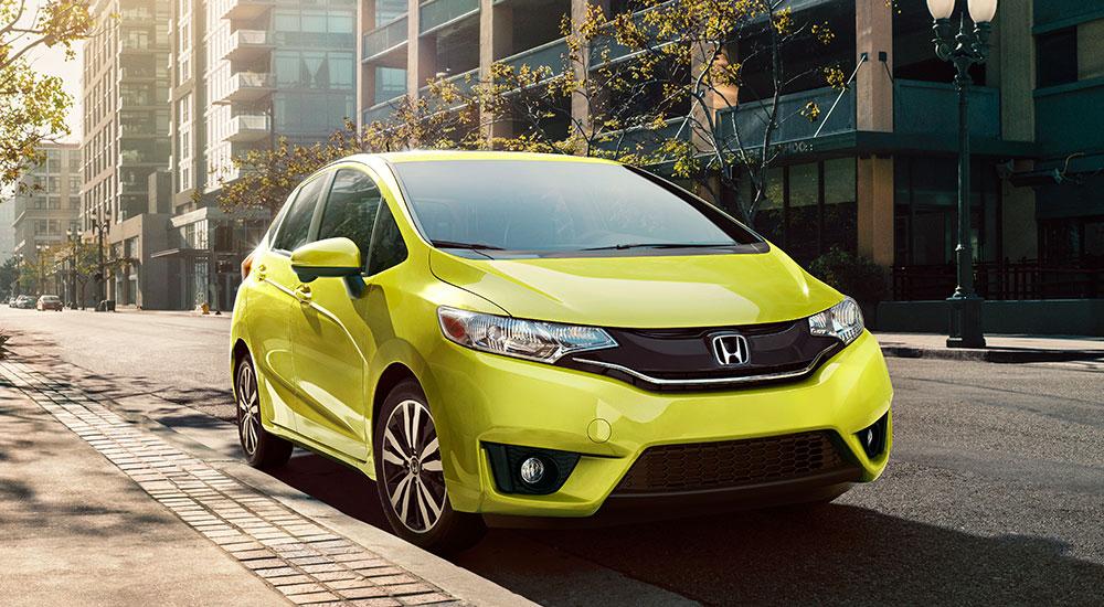 2017 Honda Fit exteriors