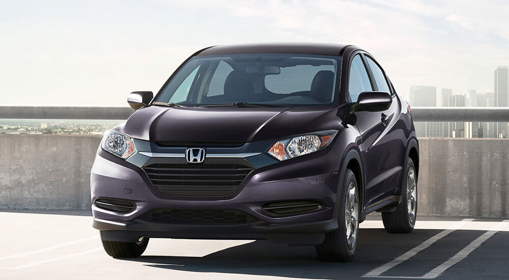 2017 Honda HR-V reviews