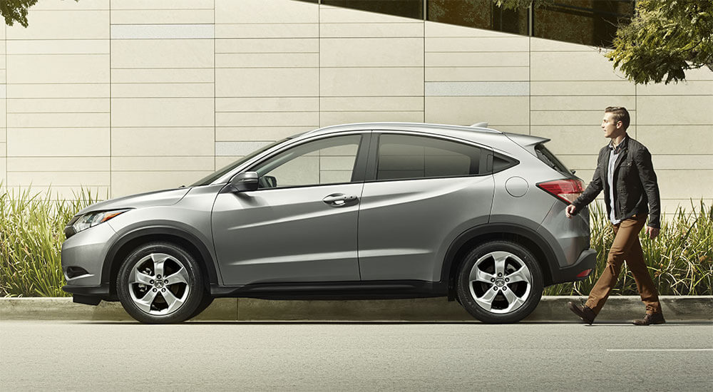 2017 Honda HR-V safety