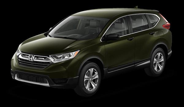 2017 Honda CR-V LX dark olive
