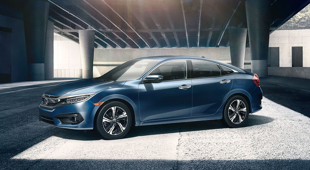 2017 Honda Civic Sedan design