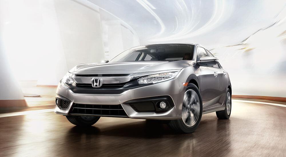 2017 Honda Civic Sedan exterior