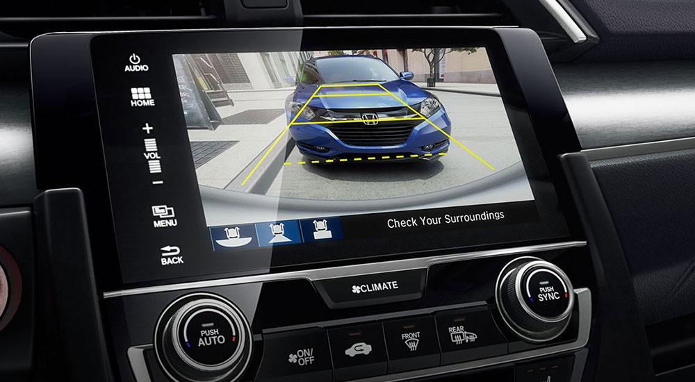 2017 Honda Civic Sedan technology