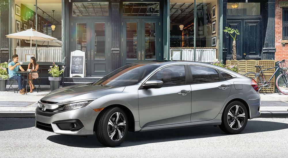 2017 Honda Civic Sedan style
