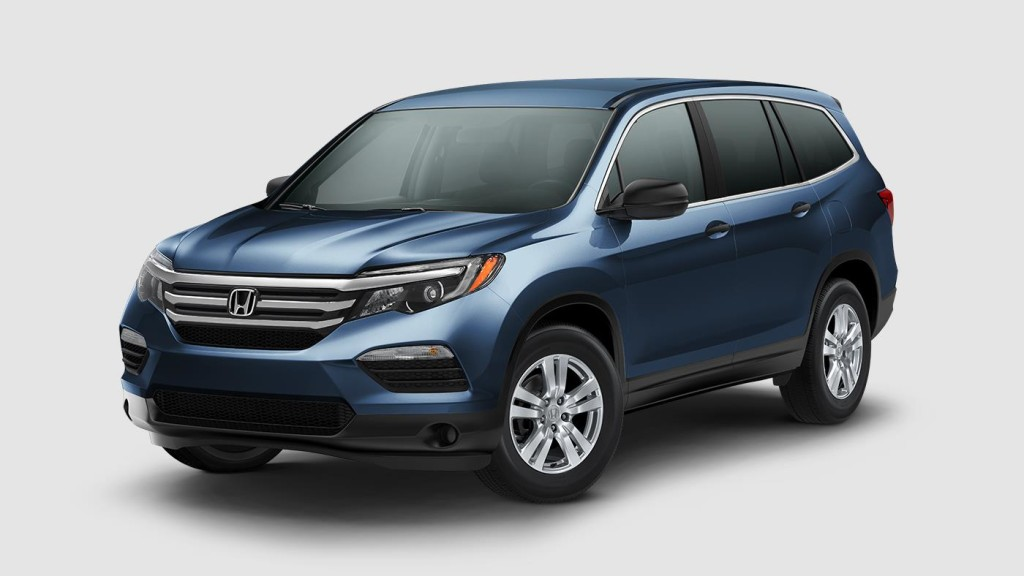 the stylish and tech filled available 2017 honda pilot trims