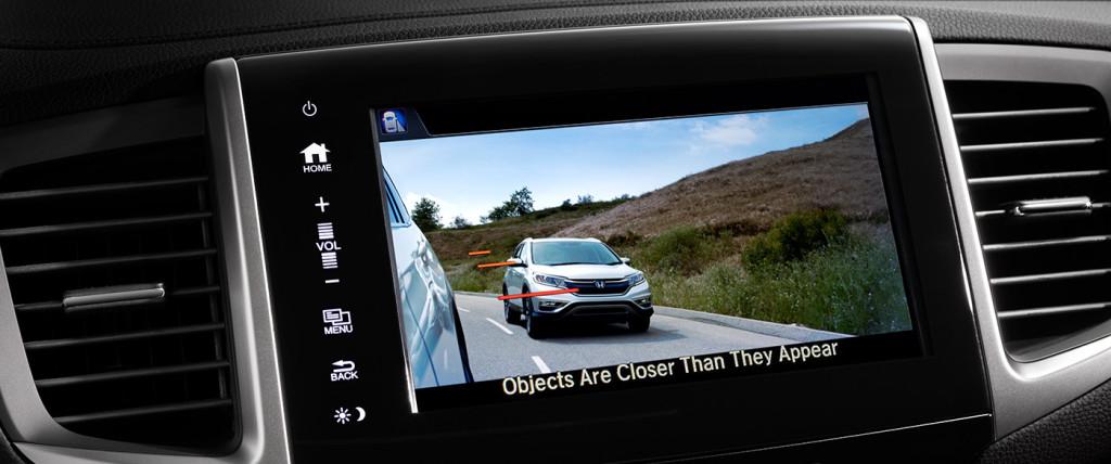 2017 Honda Pilot touchscreen