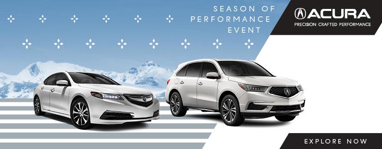 Tennessee Acura Season Of Performance Event