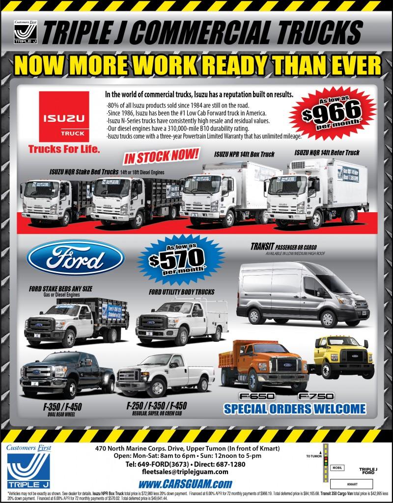 Commercial Trucks 4x10 ad3