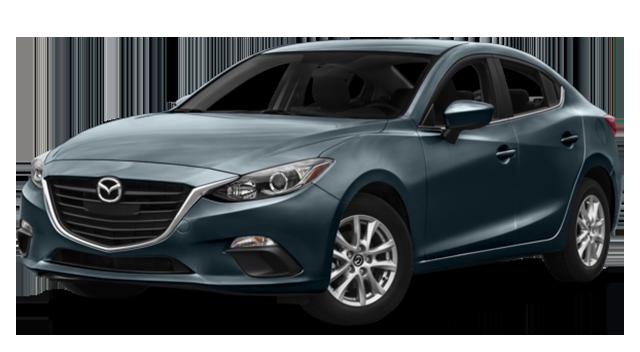 2016 Mazda3 Blue