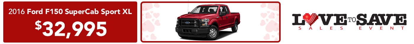 Ford F-150: $32,995