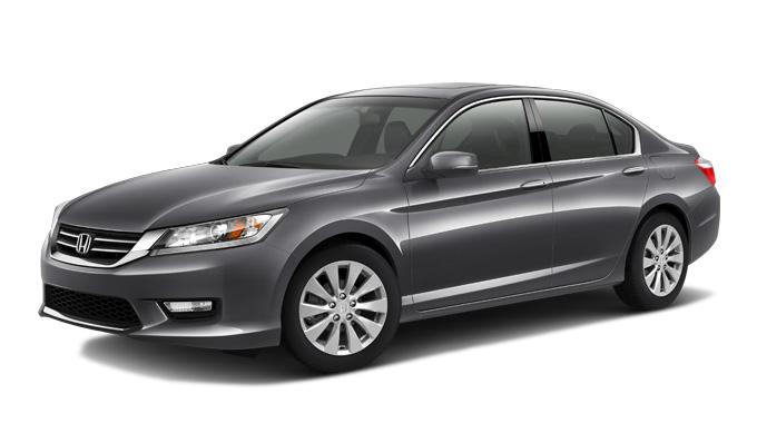 2015-Accord EX Sedan