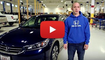 Honda Pro Jason Accord Video