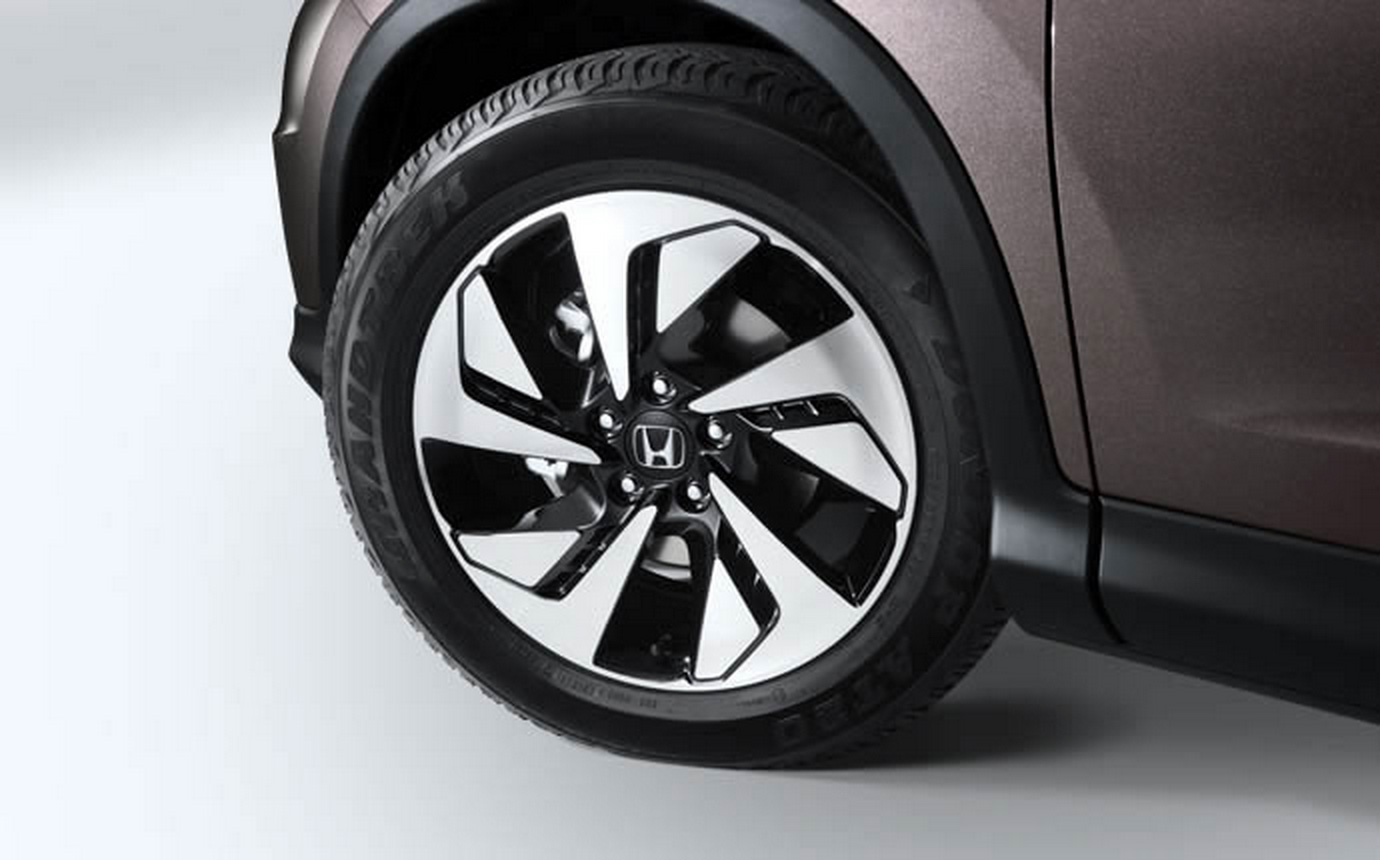 2015-Honda-CR-V-Wheel