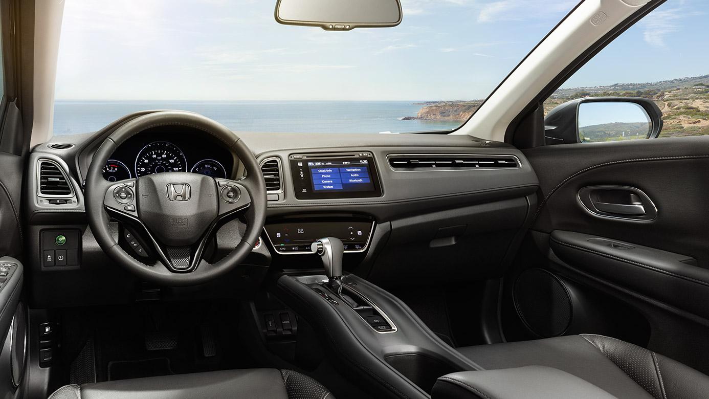 2016 Honda HR-V Interior Cabin