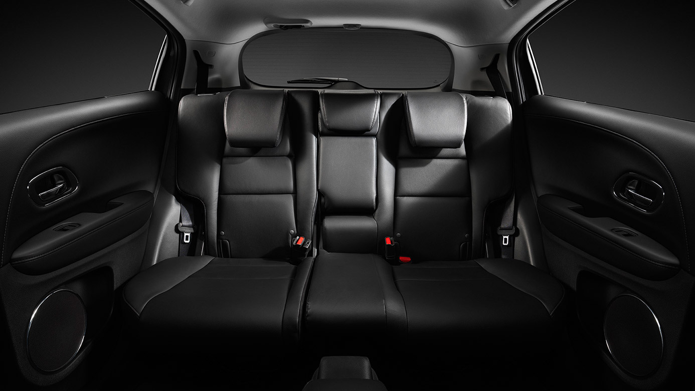 2016 Honda HR-V Rear Seats